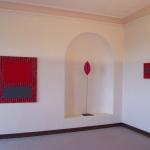 Ausstellung Clapeko_Schloß Mochental_2005