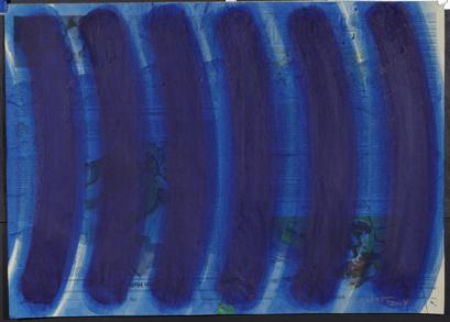o.T., Acryl auf Papier, 56 x 78 cm, 2006_2